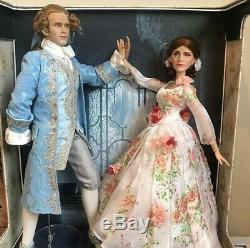 Disney Platinum LE Beauty and the Beast Doll Set Belle Prince Limited Edition