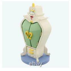 Disney Resort Tokyo Beauty & The Beast Figure Case Wardrobe Pre-Order 2020
