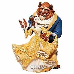Disney Showcase Couture de Force Beauty & The Beast Dance Belle Prince Figurine