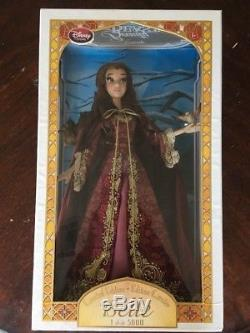 Disney Store Beauty And The Beast Winter Belle 17 2016 Limited Edition Doll