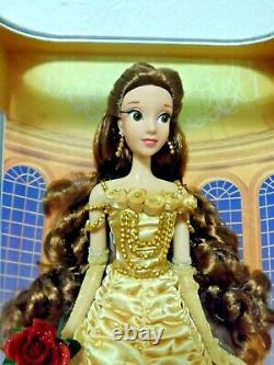 Disney Store Beauty & The Beast Belle Doll Limited Edition of 5000 Worldwide