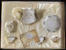 Disney Store Beauty & the Beast Live Action Fine China Tea Set Limited LE #5