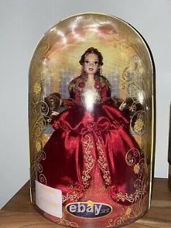 Disney Store Deluxe Beauty And The Beast Belle Doll Limited Edition Very RARE