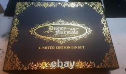 Disney Store Fairytale Designer Beauty and the Beast Belle LE 250 MIB PIN 97588