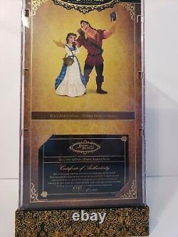 Disney Store Fairytale Designer Collection Belle And Gaston Beauty And The Beast