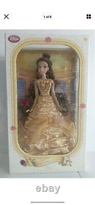 Disney Store Limited Edition Belle Doll 17 Beauty And The Beast