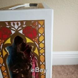Disney Store Limited Edition Winter Belle 17 Doll Beauty And The Beast LE NEW