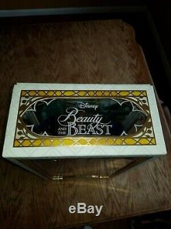 Disney Store NIB Beast from Beauty and the Beast Limited Edition Doll NEW 3500