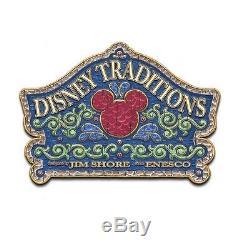 Disney Traditions 4049619 Moonlight Waltz Belle Beauty and Beast Figurine