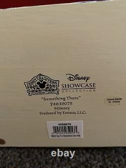 Disney Traditions Jim Shore Something There Beauty And The Beast Showcase Winter