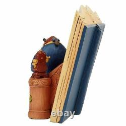 Disney Traditions by Jim Shore Beauty and the Beast Storybook Figurine