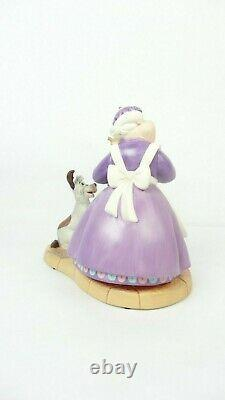 Disney WDCC 4007295 Beauty and the Beast The Curse is Broken Mrs Potts & Chip