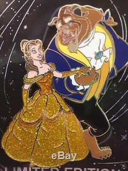 Disney WDI D23 Dancing Princesses Princess Belle Beauty and the Beast LE 250 Pin