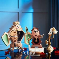 Disney Wardrobe Jewelry Box Beauty And The Beast NEW