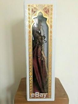 Disney Winter Belle 17'' Limited Edition Doll from Beauty & The Beast USA import