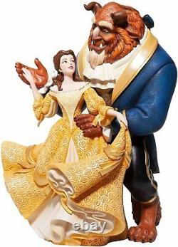 Enesco Disney Couture de Force Beauty and the Beast Dance Figurine