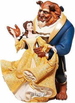 Enesco Disney Showcase Couture de Force Beauty and The Beast Dance Figurine, 1