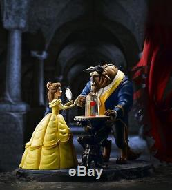 Extremely Rare! Walt Disney Beauty & The Beast LE of 250 Statue