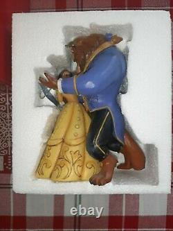 Jim Shore Disney Moonlight Waltz Beauty and the Beast Figurine 4049619 Belle