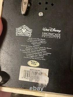 Jim Shore Disney Traditions Beauty and the Beast Enchanted Kingdom No Box AS-IS