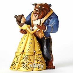 Jim Shore Disney Traditions Love Conquers All Belle Beauty and the Beast NEW TAG