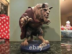 LIMITED Edition 120/500 Disney Animator Maquette 1993 Beauty And The Beast RARE