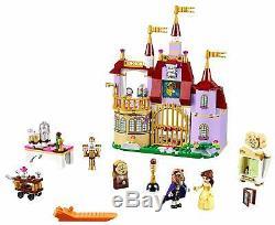 Lego Disney Princess 41067 BELLE'S ENCHANTED CASTLE Beauty Beast Prince NEW NISB