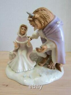 Lenox Disney Beauty And The Beast Loves First Touch