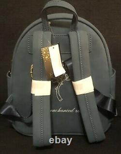 Loungefly Disney Beauty and The Beast Stained Glass Mini Backpack New With Tags