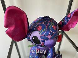 NWT Disney 2021 Stitch Crashes Beauty and the Beast January Plush BATB