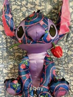 NWT Disney 2021 Stitch Crashes Collection Beauty and the Beast January Plush