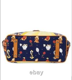NWT Disney Dooney & Bourke Beauty And The Beast Belle Tote 2019
