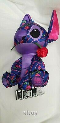NWT Stitch Crashes Disney Beauty and the Beast Plush Limited Release 1/12