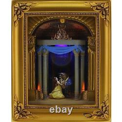 New Disney Parks Olszewski Gallery of Light Beauty and the Beast & Belle Dancing