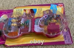 POLLY POCKET Disney Tiny Collection HUNCHBACK of Notre DAME Compact MOC NEW