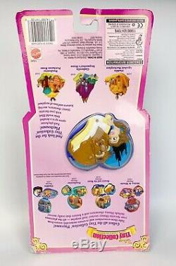 Polly Pocket Disney Beauty And The Beast Playcase Tiny Collection Bluebird 1995