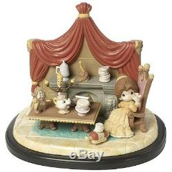 Precious Moments Disney Beauty & the Beast You're The One I've Been Waiting For