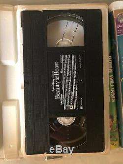 RARE LOT BLACK DIAMOND VHS COLLECTIONS INCL Beauty and the Beast (VHS, 1992)