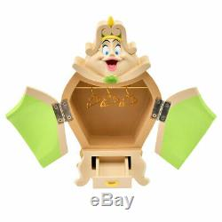 Rare! Disney Store Japan WARDROBE Figure Be Our Guest Beauty and the Beast 2020