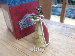 Rare disney tradition'belle hanging dec' from beauty& beast 5 boxed