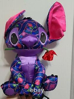 SHIPSTODAY Disney 2021 Stitch Crashes Plush Beauty and the Beast January IN HAND