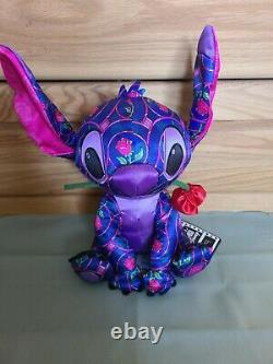Stitch Crashes Disney Beauty And The Beast Plush January 1/12
