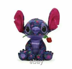Stitch Crashes Disney Beauty & and the Beast January Plush and Pin
