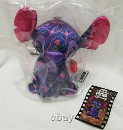 Stitch Crashes Disney Beauty and the Beast Plush and Pin Limited Edition