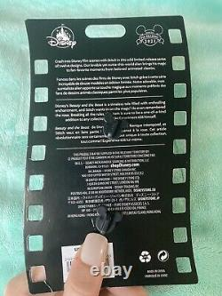 Stitch Crashes Disney Pin Beauty and the Beast Limited Edition