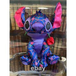 Stitch Plush Doll Disney Beauty and the Beast Style Stitch Crashes 2021 Limited
