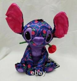 Stitch crashes disney Beauty and the Beast Plush (2021) Limited Edition