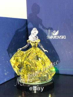 Swarovski Disney Beauty and the Beast & Belle limited edition figurine 5248590