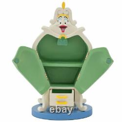 Tokyo Disney Ltd Beauty and the Beast Mrs. Chest of Wardrobe accessory Case