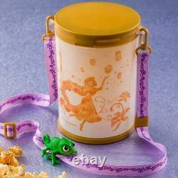 Tokyo Disney Resort Limited Popcorn Bucket Beauty and the Beast & Rapunzel set